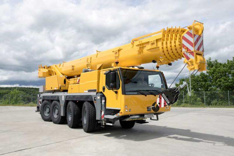 Автокран Liebherr  70 тонн 40 метров