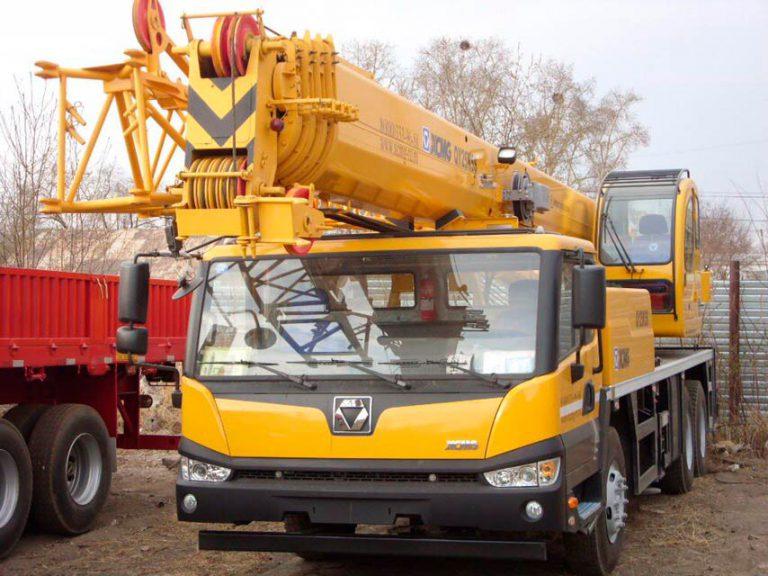 Автокран XCMG  35 тонн 39 метров